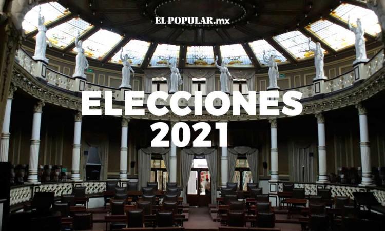 Comienza proceso electoral; disputan Congreso de Puebla