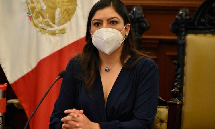 Claudia Rivera descarta bajas en su gabinete para participar en Elecciones 2021