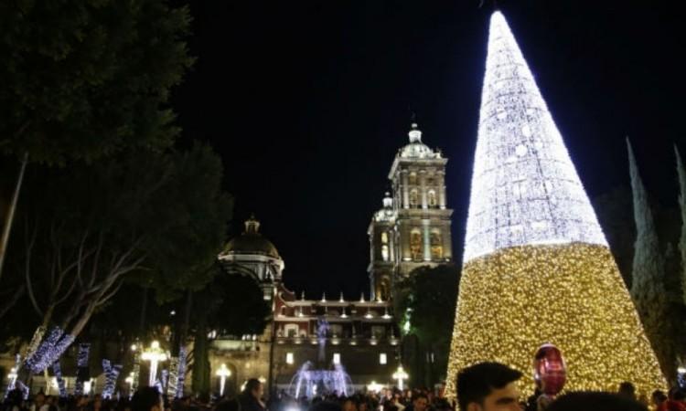 Confirma Mayte Rivera actividades navideñas en Puebla este 2020