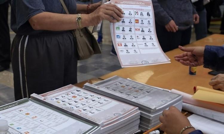 Convoca Barbosa a un proceso electoral democrático y resultados creíbles