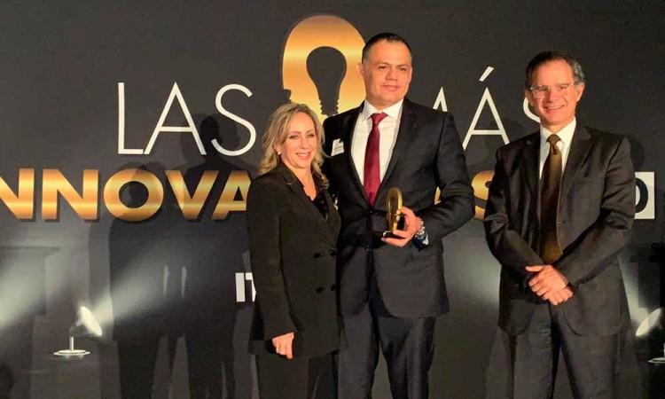 """Premian a Granjas Carroll como """"La empresa más innovadora de México"""""""