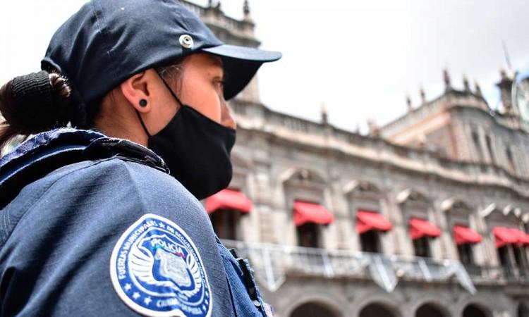 Puebla, quinto estado con más contagios y decesos de policías por Covid-19