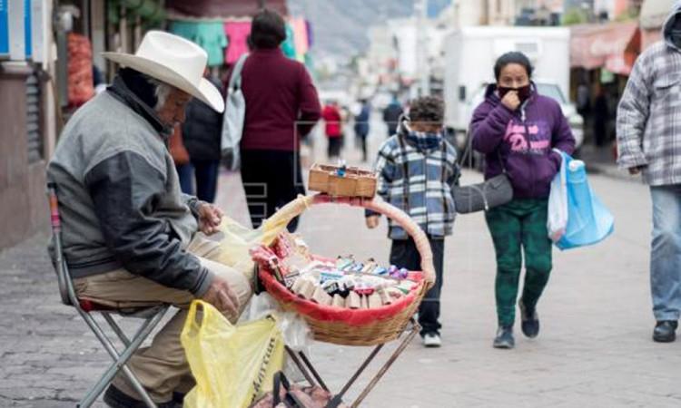 El SMN prevé bajas temperaturas con heladas en Puebla y Tlaxcala