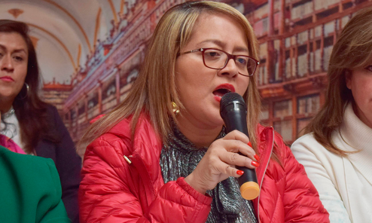 Falla TEEP en contra de Libertad Aguirre; no sufrió violencia política de género