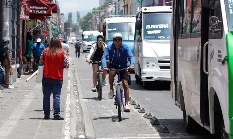 Se garantizará el derecho a la Movilidad, aseguran diputados de Puebla