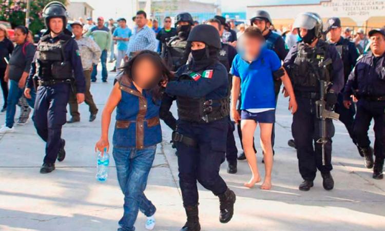 Juntas auxiliares focos rojos por casos de intentos de linchamiento: SSC