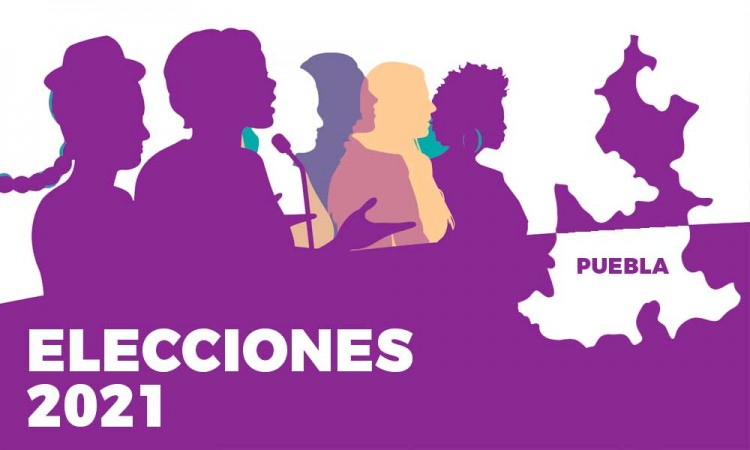 Mujeres se imponen rumbo a la Elección 2021 en Puebla