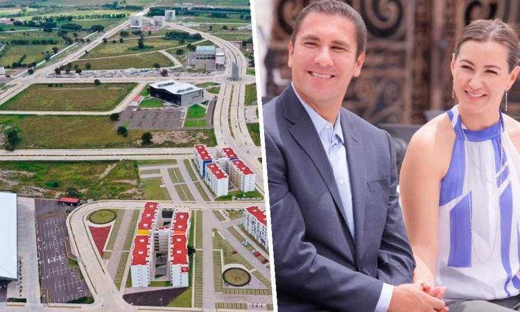 Investigan a familiares de RMV y Martha Erika por expropiaciones de terrenos en Ciudad Modelo