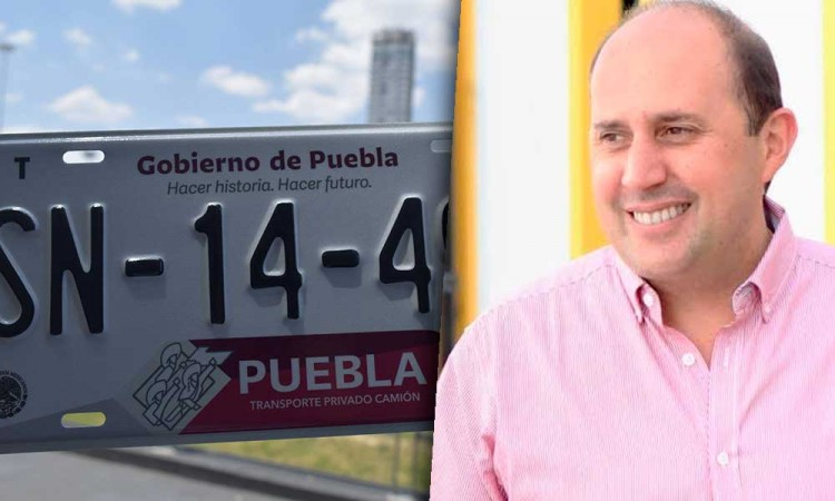 Manzanilla pide que se posponga el reemplacamiento y control vehicular
