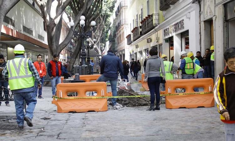 Obtienen permisos para restaurar 59 casonas en Corredor 5 de Mayo