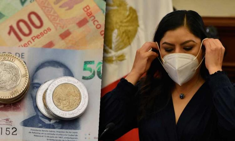 Claudia Rivera asegura que no habrá endeudamiento por crisis del Covid-19