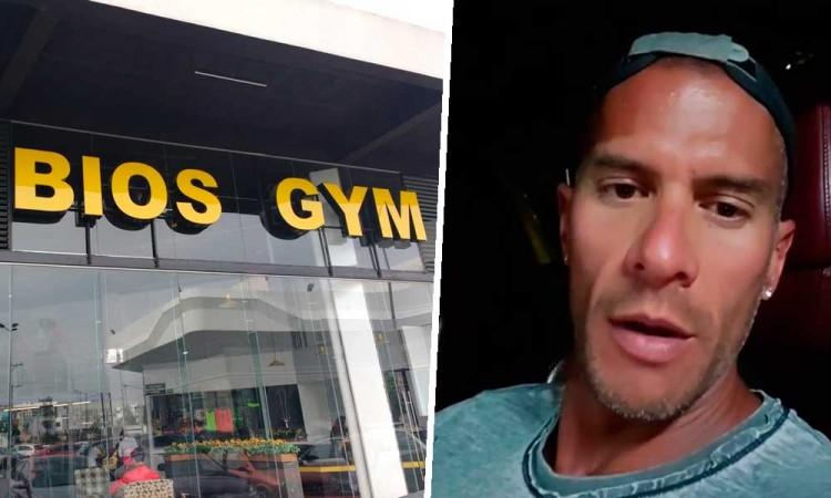 """Dueño del Bios Gym pide no usar cubrebocas: """"esto no se va a acabar hasta que no los quitemos todos"""""""