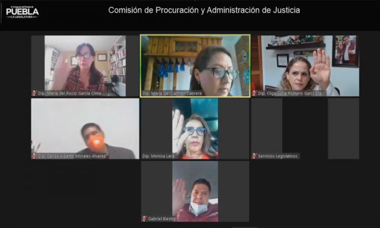 Eliminan prescripción para delitos sexuales en Puebla
