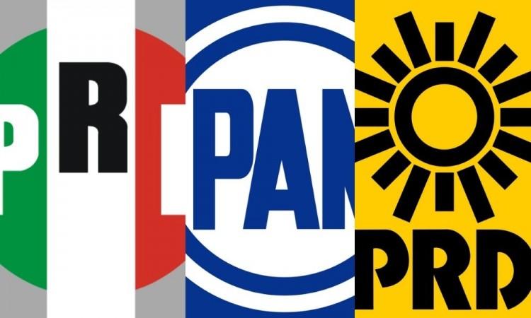 Se lanza Barbosa contra posible alianza de PRI, PAN y PRD con Sí por México