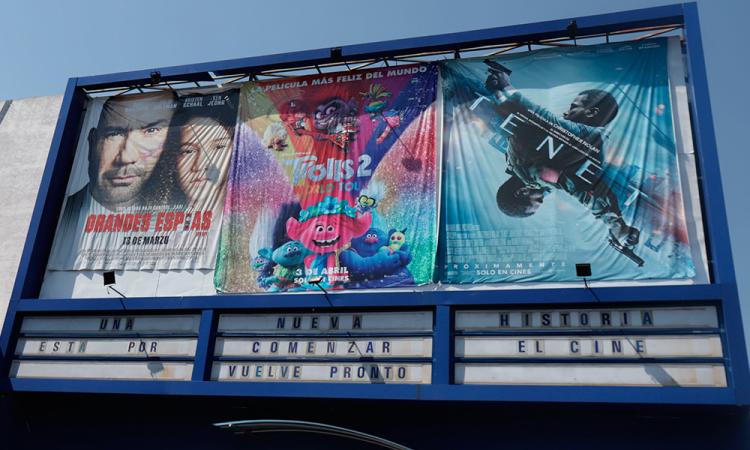 Estos son los estrenos con la apertura de cines en Puebla