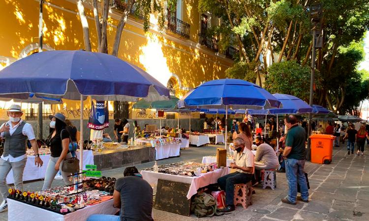 Mayor afluencia en centros comerciales que en Centro Histórico