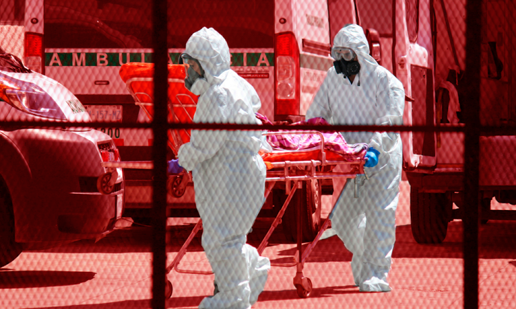 Puebla capital, municipio con más muertes por Covid
