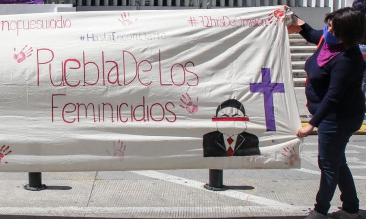 Puebla, en el Top 5 de feminicidios en el país: Ibero
