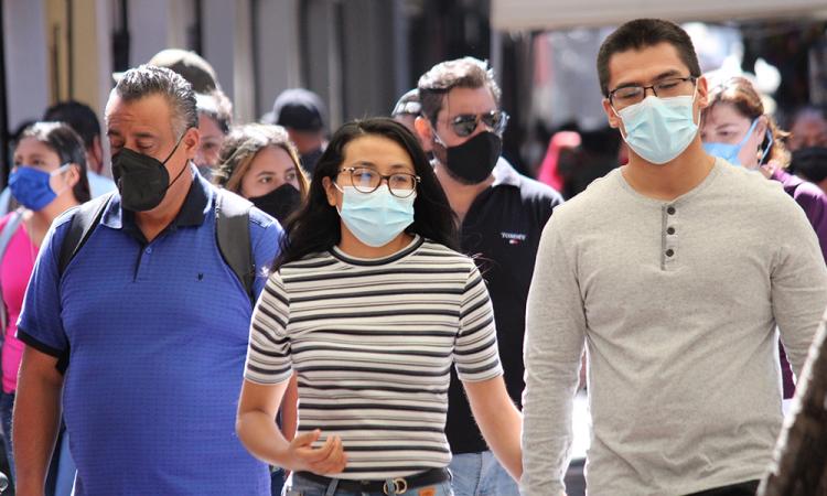Puebla registra 680 casos activos de Covid19: Salud federal