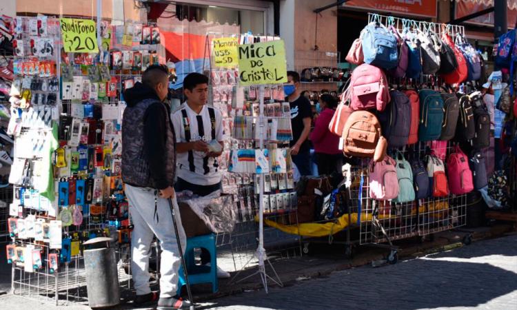 Regresan ambulantes al Centro, a una semana de iniciar el Buen Fin