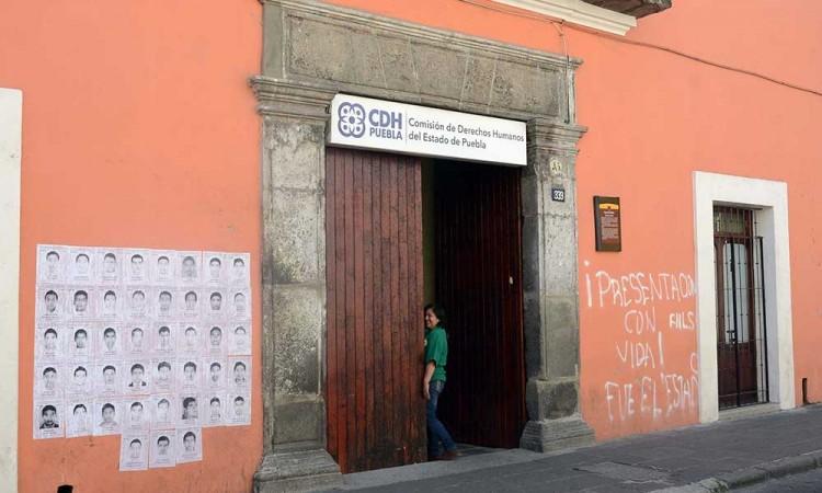 Elegirá de 5 perfiles a los nuevos comisionados de CDH Puebla