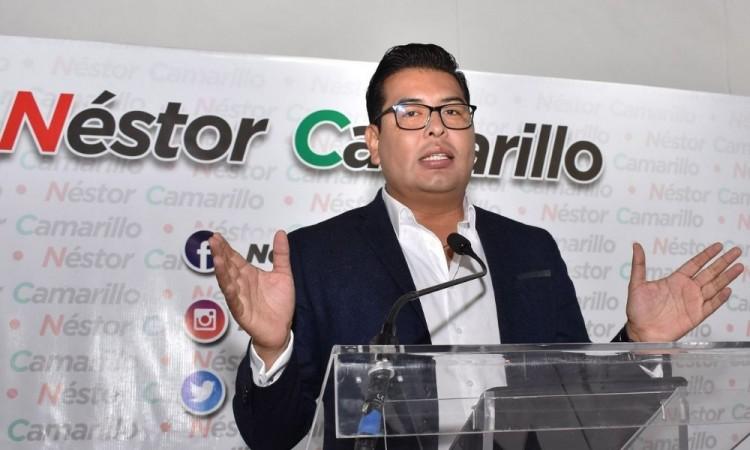 PRI Puebla en contra de PEF 2021