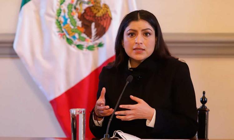 """Claudia Rivera a favor de coaliciones y """"limpias de traidores"""" de Morena"""