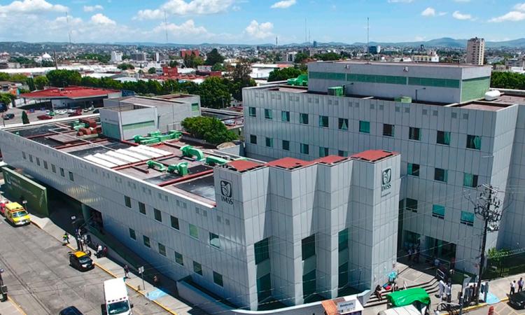 Hospital de Traumatología y Ortopedia del IMSS celebra su 32 aniversario