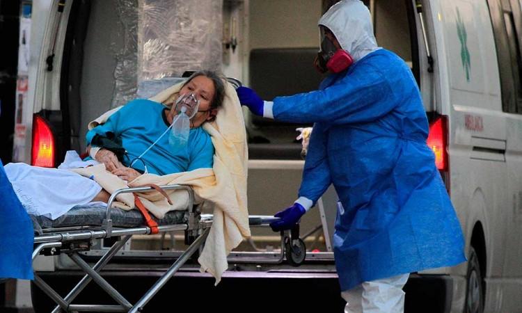 Así evoluciona la pandemia en México a punto de llegar a los 100.000 muertos