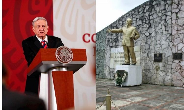 Visitará AMLO lugar en Puebla donde asesinaron a Venustiano Carranza