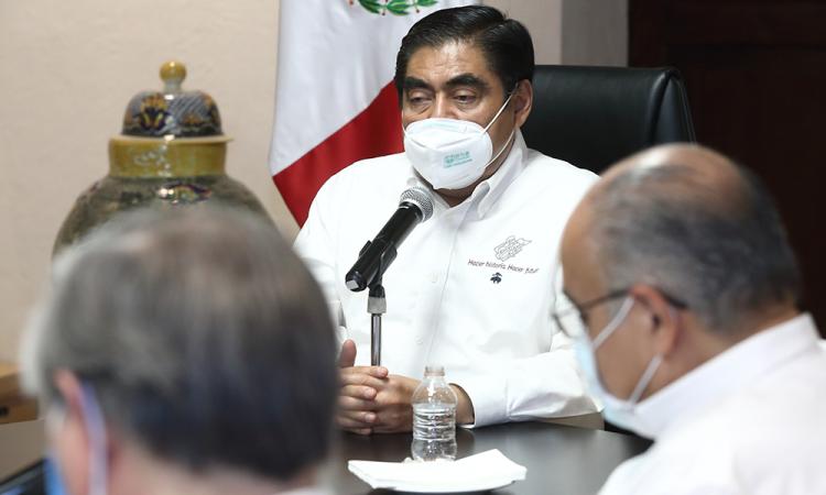 Para consulta sí, para tomar decisiones no, dice Barbosa sobre invitación al Consejo Consultivo Morena