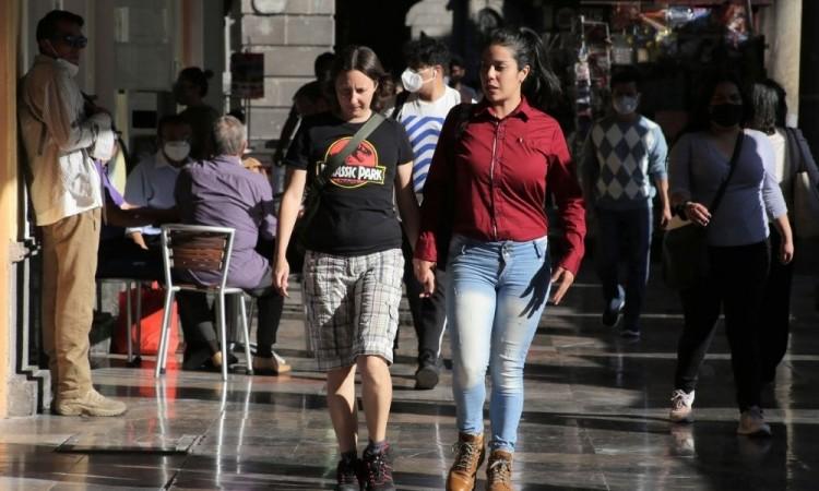 Crece la curva de contagios Covid-19 en Puebla, alertan autoridades
