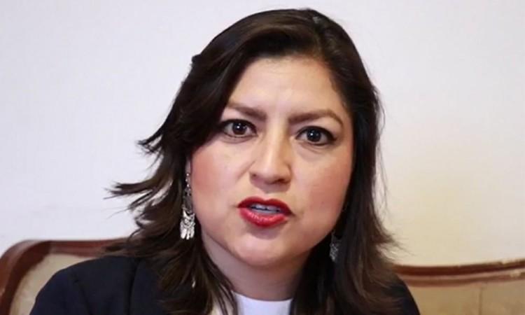 Es momento de evitar desgastes políticos: Claudia Rivera Vivanco