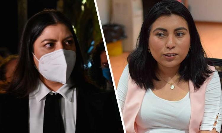 Pide Nora Merino a Claudia Rivera no meterse en legislación sobre aborto