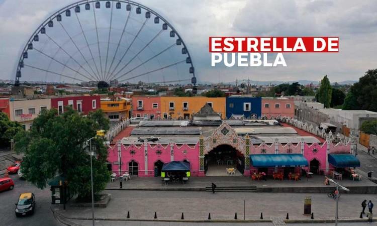 Se empeña Barbosa en pasar la Estrella de Puebla a San Francisco