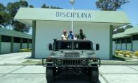 Ofrece 25/a. Zona Militar sus unidades médicas gratis para casos Covid-19