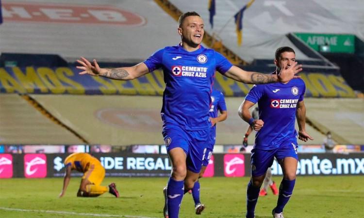 El Cruz Azul del Cabecita Rodríguez recibe al Tigres con todo a favor