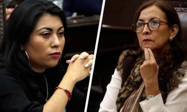 A favor y en abstención García Olmedo y Merino Escamilla sobre el aborto