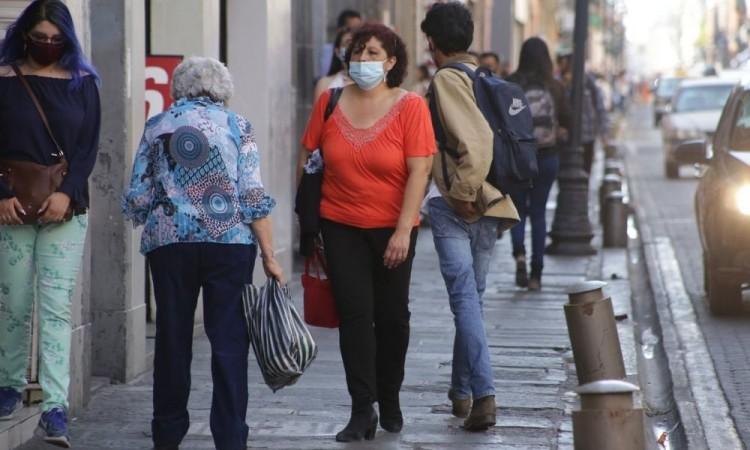 Acumula fin de semana 412 nuevos casos de Covid-19 en Puebla