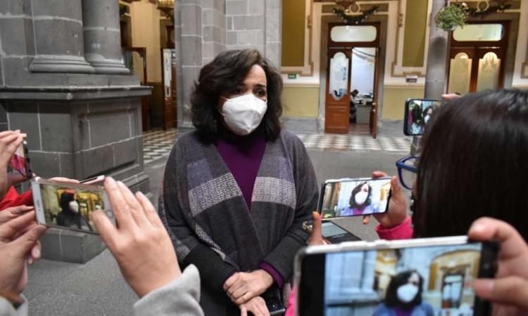 Citar de nuevo a Claudia Rivera al Congreso es por castigo político, dice Liza Aceves