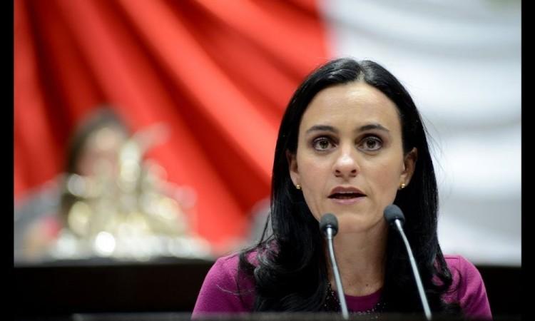 Reformas engañosas buscan ocultar equivocaciones y omisiones: Mónica Rodríguez Della Vecchia