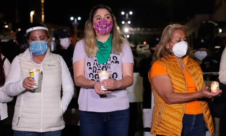 Enero y febrero, los meses con más feminicidios en Puebla en 2020