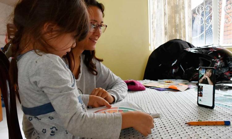 Los estudiantes poblanos no regresarán a clases presenciales en enero