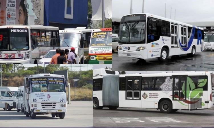 Frena Covid a transportistas, dejan de percibir 10 mdp cada día por contingencia: AMTM