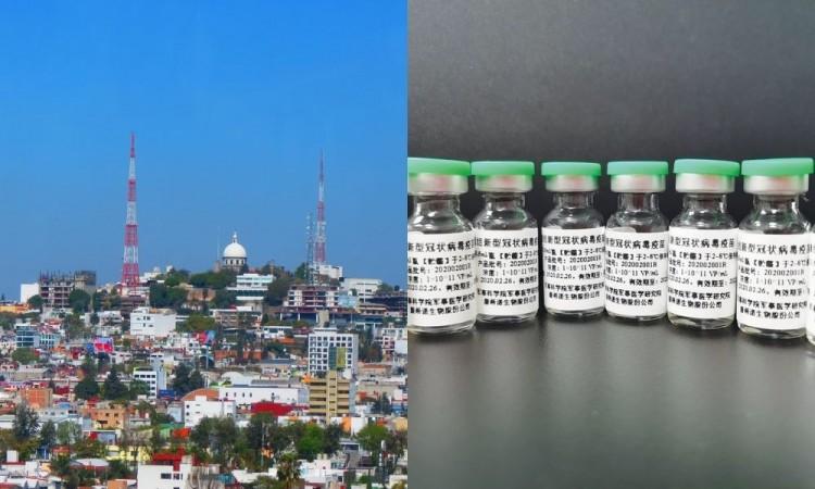 Puebla cuenta con un centro para voluntarios a la fase 3 de la vacuna Covid-19