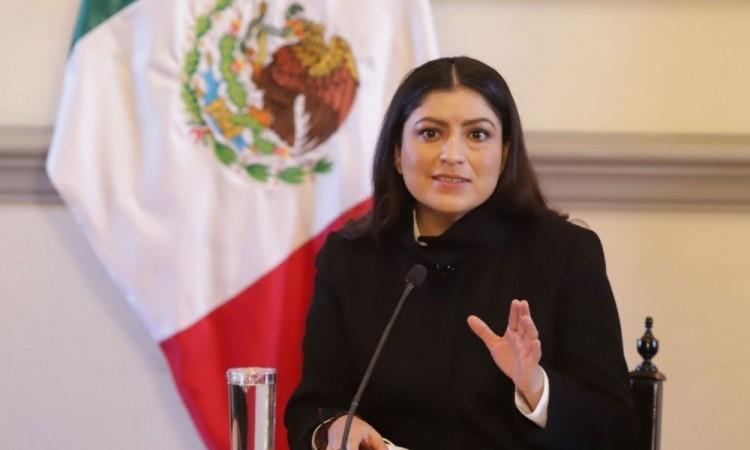 Gobiernos panistas sí pusieron en riesgo la denominación de Ciudad Patrimonio, señaló Claudia Rivera