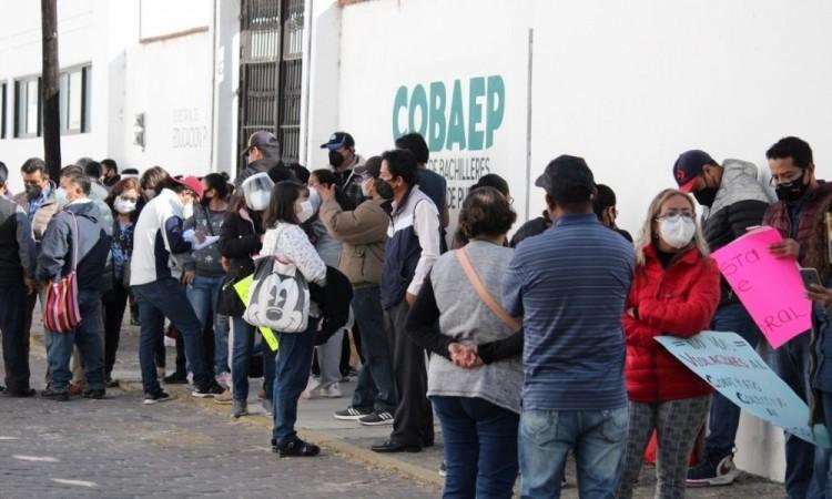 Trabajadores del Cobaep denuncian falta de pagos y violaciones laborales