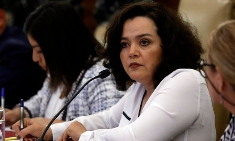 Claudia Rivera aún no define si se presenta o no a comparecer ante diputados porque no está obligada: Liza Aceves