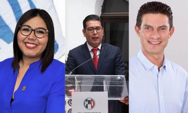 Dirigentes políticos aseguran que quieren rescatar a Puebla