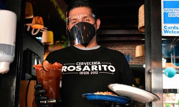 Que restaurantes sigan aplicando reglas ante Covid: responde Barbosa